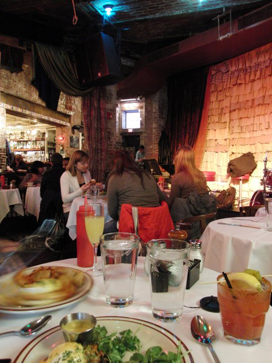 The Beehive's jazz brunch is definitely one of the best in town. Against  the eclectic yet elegant, artistic backdrop, the food stands out as superb  ...