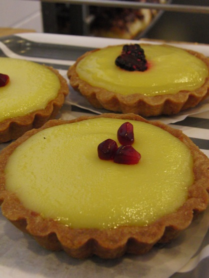 Lemon Lust Tarts