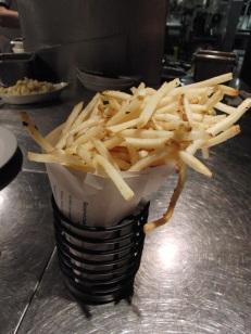 Rosemary pommes frites