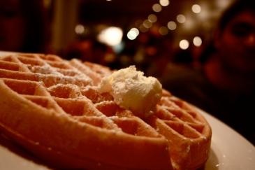 Malted Belgian Waffle