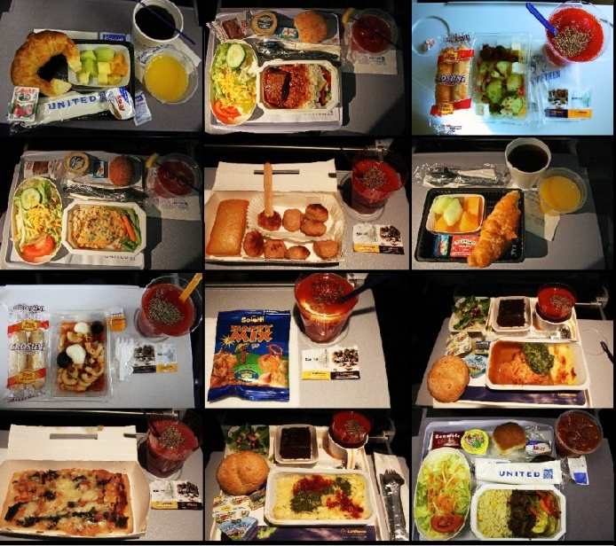 flight dining