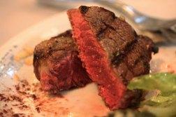 Steak steak steak at a parilla