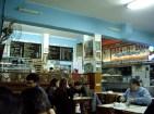 EL Cuartito pizza place