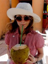 Being me in Mexico