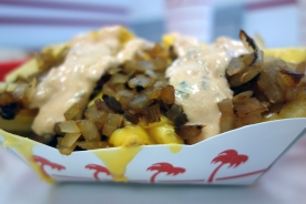 In n Out Animal Fries