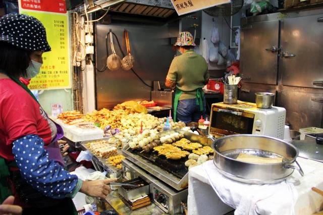One of my favorite food stalls in Mongkok