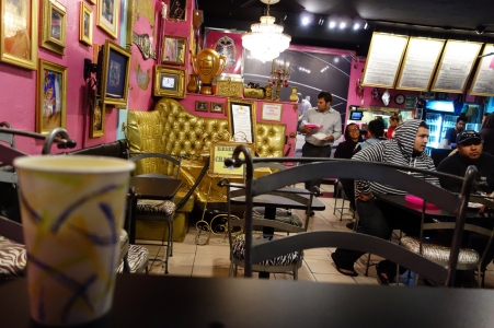 Lucha Libre Gourmet Taco Shop in Mission Hills