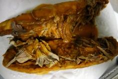Torta Ahogada from Bolillo Tortas