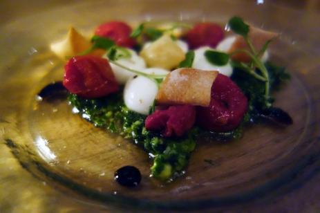 Dinner at Jose Andrés´s Bazaar