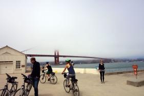 Near the Bridge