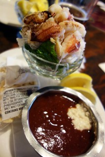 Some Dungeness Crab at Sabella & La Torre