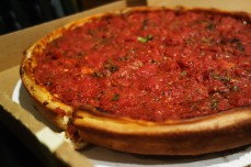 Chicken SPecial Zachary's Chicago Pizza