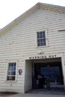 The Warming Hut
