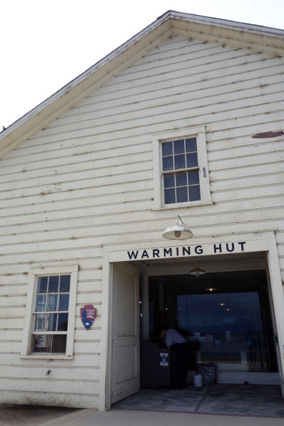 The Warming Hut