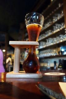 Weird Belgian beer at The Monk´s Kettle