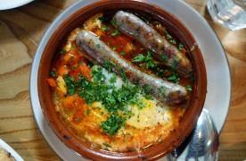 Housemade Pork & Sage Sausage Links at Boots n Shoe