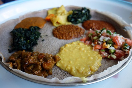 Ethiopian cuisine in washington dc