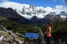 Hiking in Chaltén