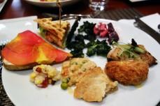 Sampling Dishes