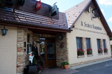 A great restaurant right outside Budapest