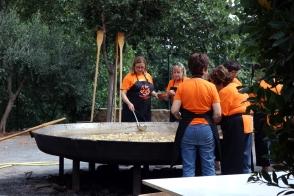 Preparing patacó