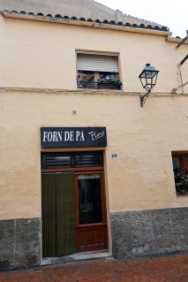 Forn de Pa Floro in Ulldemolins