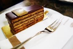 Zserbó cake
