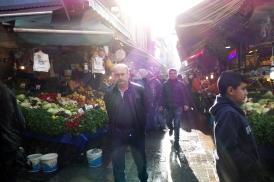 Kadikoy market
