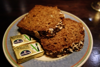 Brown Bread and Butter