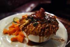 Shepherd´s Pie at O'Neill's Bar & Restaurant in Dublin