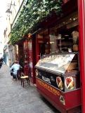 A Messy and Delicious Kebab at Chez Hanna in Le Marais