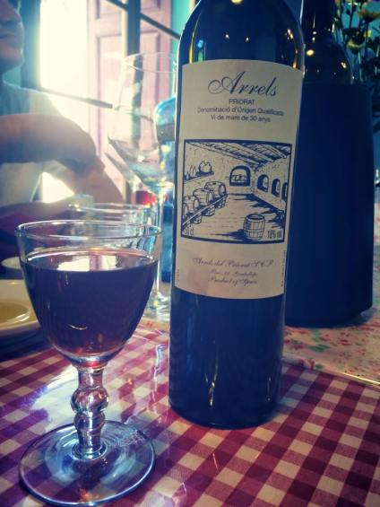 Some nice Carignan from Priorat