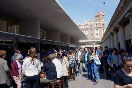 Mercado Central de Abastos in Cádiz