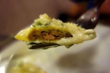 Tortelli All'affumicata at Da Leo in Lucca