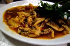 Tripe Stew at Osteria delle Catene in San Gimignano