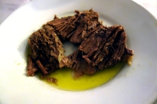 Stewed beef