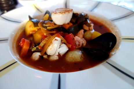 Gondolen Fish and Shellfish Casserole