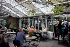 Rosendals Trädgård Cafe on Djurgården Island